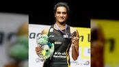 女单决赛:辛杜横扫奥原希望 成为印度世锦赛夺金第一人