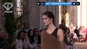 【超模】Alexandra Micu Models Spring-Summer 2018