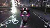 竞速游戏《飙酷车神:动力世界》,赛车花样玩法,太秀了!