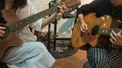 【吉他二重奏】午后柠檬树下的阳光片段