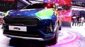 前脸很帅!饱满时尚的小型SUV,2017款起亚KX3内外实拍