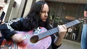 【转载正面2P】Joey Jordison与粉丝合唱Sic&slit my wrist