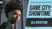 [中英字幕]『Mars Reel』明日之星!BJ BOSTON | Game City: Showtime