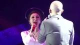 平安现场和美女歌手演唱《梁山伯与朱丽叶》,歌声甜美,美妙动听