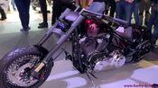 Harley-Davidson Best Custom Motorcycle Fair in Zur