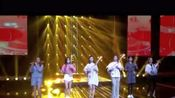 马洲集团女子水晶乐坊央视录制《开门大吉》演奏--春节序曲 彩排中