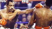 拳击上宛如角斗场般的生死角逐!Ken NortonVSLarry Holmes第十五回合的激战