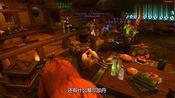 WOW8.0魔兽世界争霸艾泽拉斯,矮人猎枪齐射,场面震撼