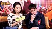 赵丽颖冯绍峰恋情原来早有预兆!采访时这个动作直接将两人暴露了