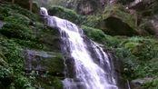雅安碧峰峡瀑布