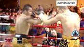 雅桑克莱 (Yodsanklai) vs. Jordan Watson --- Kings Cup 2010 Muay Thai Tournament