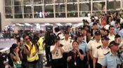 香港特区政府举行跨部门记者会 非法集会对经济造成非常负面影响