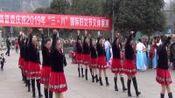 垫江静逸舞蹈队2019年3.8日舞蹈展演