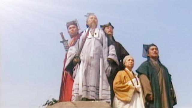 """搞笑!""""三八""""妇女节神恶搞,江湖群英会!"""
