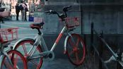 mobike dock-free bikeshare begins in washington dc.cnnmoney 摩拜华盛顿-CNN报道