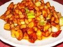 宫保鸡丁美食的做法视频 美食辣子鸡丁的做法