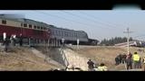 今日关注新闻 黑龙江海伦境内火车脱轨事故