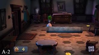 路易鬼屋2 所有幽灵的位置