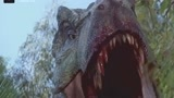 侏罗纪公园3:这是什么动物,居然能秒杀霸王龙,真厉害