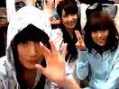 111217 内田眞由美:楽屋でのヒトコマ(咲子氏&あやりん&るみるみ AKB48 Google+動画