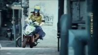 守卫者-浮出水面 01 街巷摩托极速追击 女嫌犯硬撞铁门
