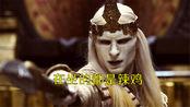 精灵族制造不死军团,轻松横扫人类,经典科幻电影《地狱男爵2》