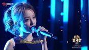 汪小敏挑战郑少秋,现场翻唱成名曲《笑看风云》