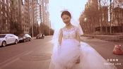 【one day】系列1.0,纪实风的街拍婚纱照