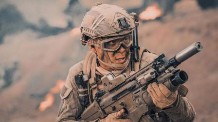 《红海行动》是中国战争电影的分水岭, 这些细节值得中国电影学习