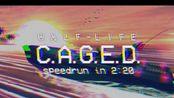 Half-Life:C.A.G.E.D最速通关(2分20.423秒)