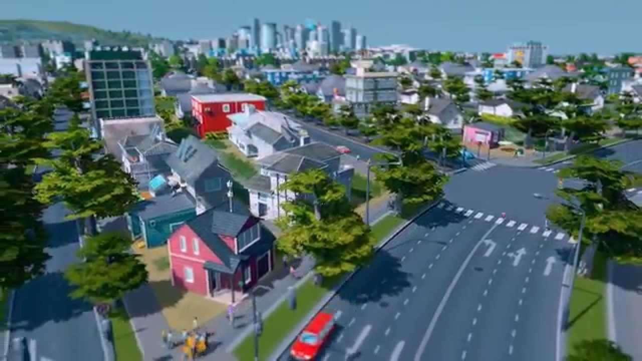 都市:天际线-社区秘密探索