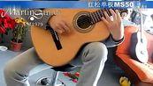 39寸古典吉他 红松玫瑰木单板电木jita 尼龙弦电箱吉它
