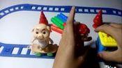 ★托马斯o粉红猪小妹o猪猪侠★神秘开箱礼物 米奇妙妙屋火车玩具游戏