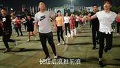 人生路漫长人生太精彩多来跳跳舞,深圳龙华文化广场舞神们好嗨