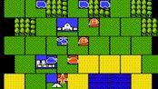 经典策略游戏《大战略》(中文)28关-德岛之战,快速过关
