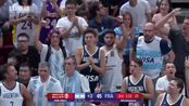 LDSOPRTS乐动网址 世界杯篮球赛 阿根廷vs法国