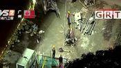 广州大道地陷最新进展 三人仍被困正全力施救