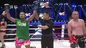 雅桑克莱铁腿钢拳昆仑决KO马拉特、占巴达等世界级王者 退役梦碎泰拳王