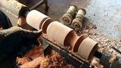木工车床加工旋转零件,车珠子那都是小意思!