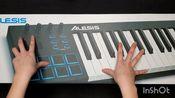 Unboxing Alesis V61 MIDI Controller [720p]