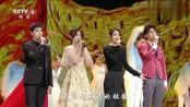 华表奖盛典众星云集合唱《我爱你中国》表达内心爱国之情