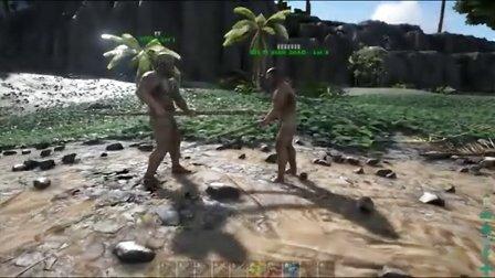 【ARK 煊煊】方舟-侏罗纪世界pve服团体生存-2