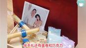 林志玲婚礼喜帖曝光,被评娱乐圈最便宜的伴手礼