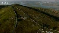 中国最早的长城《秦楚古长城》航拍