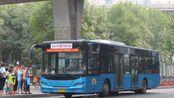 济南公交T9路下行(全福立交桥-齐鲁软件园)加速+原声原速POV