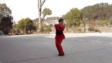 江西婺源最美乡村广场舞058《欢腾的高原》