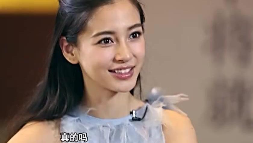 黄晓明瞒着baby拍吻戏,杨颖知道后: 我可没那么大气!