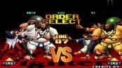 拳皇97 这款格斗游戏只有南通包王才能打出了射击游戏的感觉