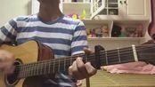 唱一个华晨宇版本的高音版的朴树的《平凡之路》#吉他弹唱