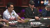 德州扑克:魔术师翻牌中中对,竟如此被动,何解?